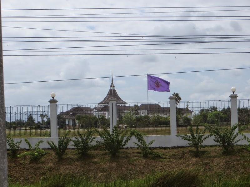 Здание университета Таиланд