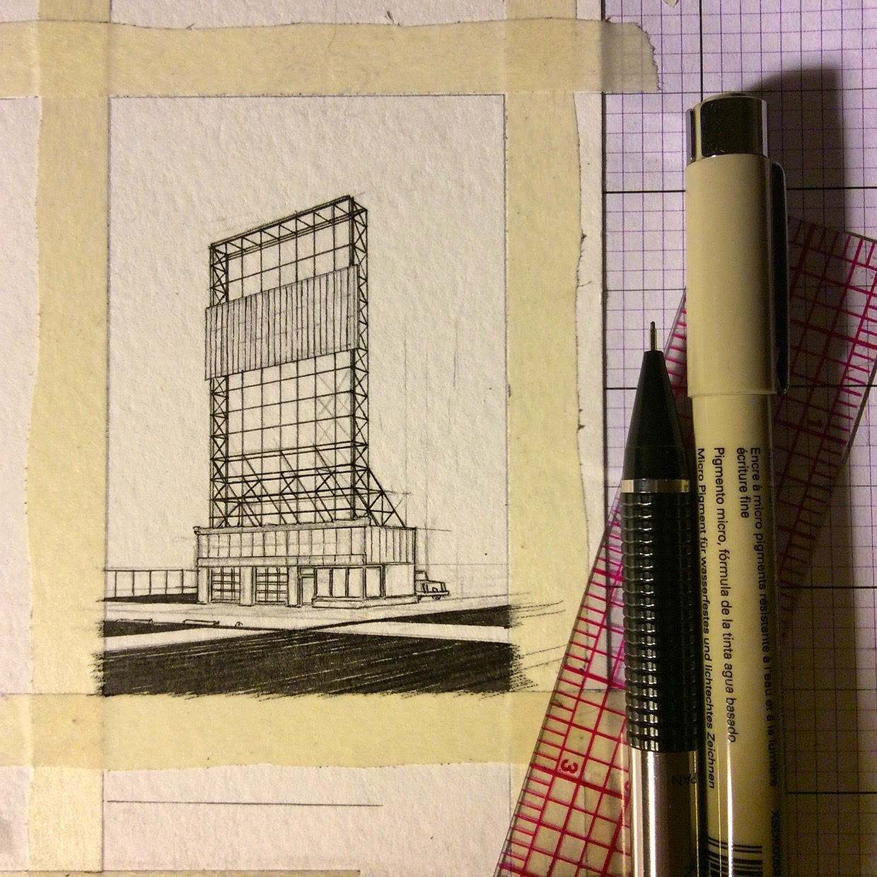 02-Taylor-Mazerhas-Miniature-Pencil-and-Ink-Drawings-with-a-lot-of-Detail-www-designstack-co