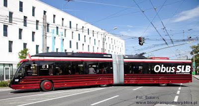 Solaris Trollino 18 MetroStyle