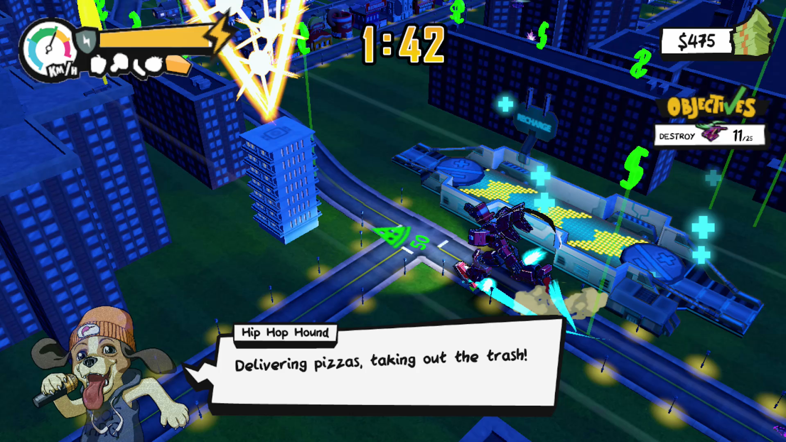 nindie spotlight review pizza