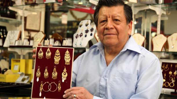 Artesanías de Cuenca – Joyería