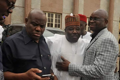 Peoples' Democratic Party ministers reject Ali-Modu Sheriff as PDP chairman