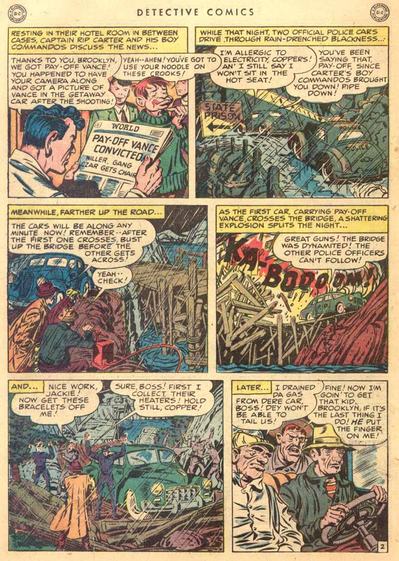 Read online Detective Comics (1937) comic -  Issue #149 - 40