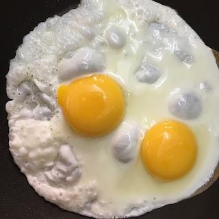 Huevos fritos Ermua