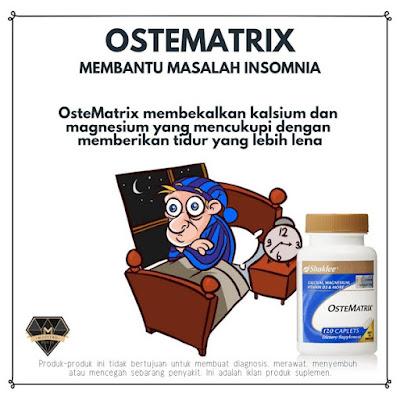 6 Kelebihan Ostematrix Shaklee