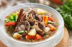 Resepi Sup Tulang