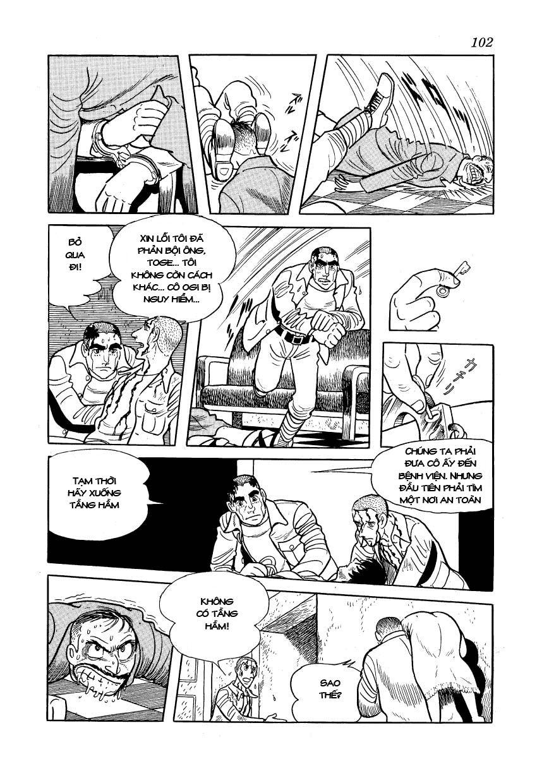 Adolf chap 31 trang 21