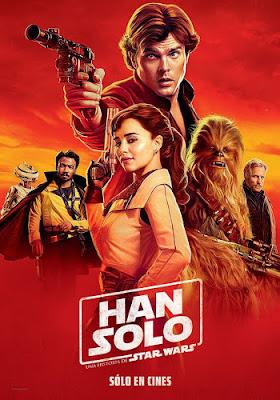 Han Solo: Una historia de Star Wars en Español Latino