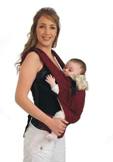 Cotton Baby Carrier Infant Comfort Backpack Buckle Sling