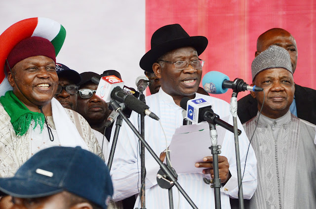 PDP will reclaim Power in 2019 – Jonathan