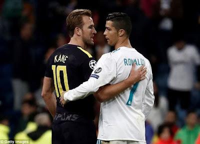 Harry Kane Dinilai Cocok Bermain Di Real Madrid