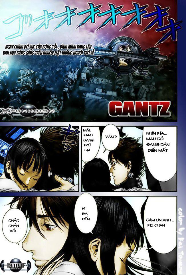 Gantz chap 367 trang 3