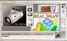 تحميل برنامج real draw pro مجانا