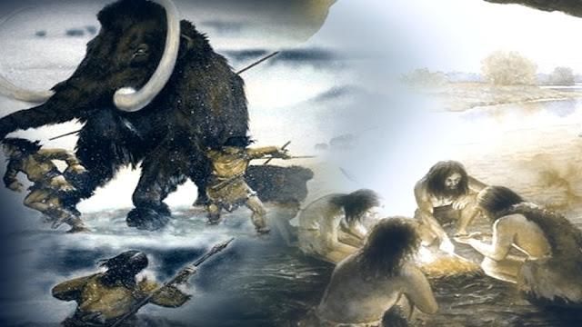 عصور ما قبل التاريخ,العصور التاريخية,العصر الحجري,العصر البرونزي,العصر الحديدي,الإنسان القديم