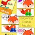 Fox in Socks - Beginning Sounds Alphabet Puzzles