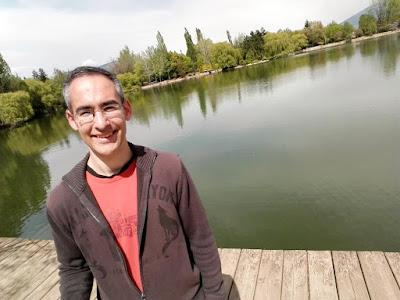 Lago de Puigcerda en la Cerdanya