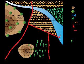 Jenis-jenis peta dan fungsi peta