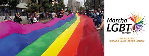 marcha gay orgullo lgbt bogotá bogota 2017 lesbianas sexo travesti colombia