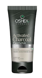 Flawless Skin with Oshea's Activated Charcoal Face Scrub