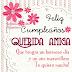 Tartetas de cumpleaños personalizadas para AMIGA, NUERA, SUEGRA, SOBRINA