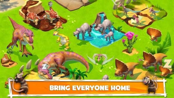 Ice Age Adventure Screenshot 1