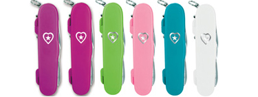 The Pink Thought Bubble By Babyjap Swiss Army Knives For