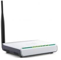 English firmware] tenda w150d 150mbps adsl wifi modem router.