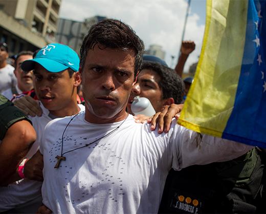 Eurodiputados le exigen a Maduro que libere a Leopoldo López