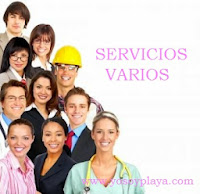 http://www.yosoyplaya.com/2013/08/servicios-varios.html
