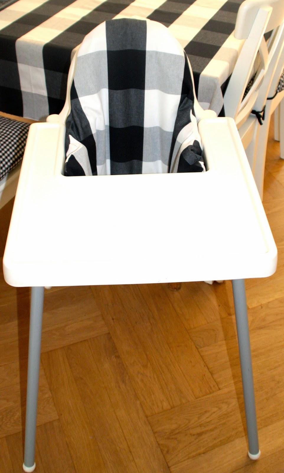 margareteshandmadebox bezug f r ikea hochstuhl einsatz pyttig passend zur einrichtung. Black Bedroom Furniture Sets. Home Design Ideas
