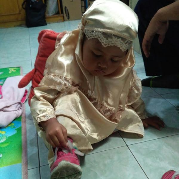Melatih Kemandirian - Pekerjaan Rumah Tangga untuk Anak Usia 3 Tahun