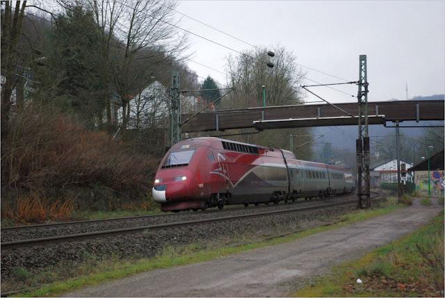 THALYS 4304 Richtung Wuppertal