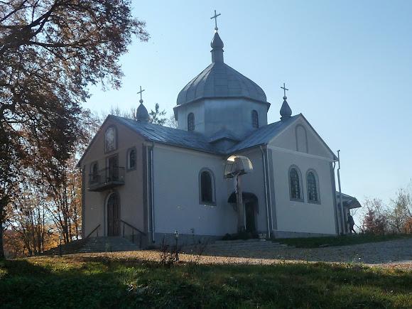 Герыня. Церковь Вознесения Господнего