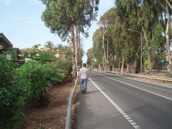 Carretera del Centro