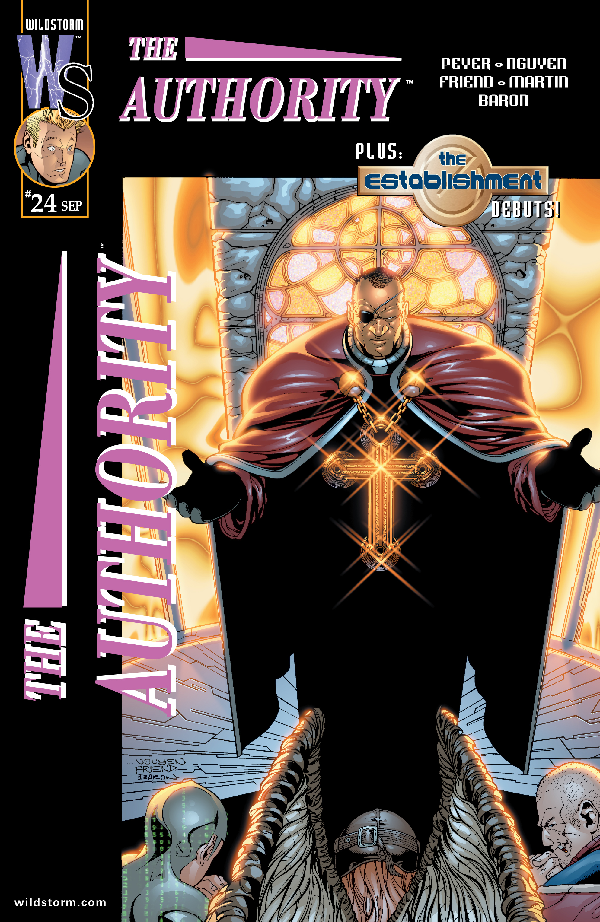 The Authority (1999) 24 Page 1