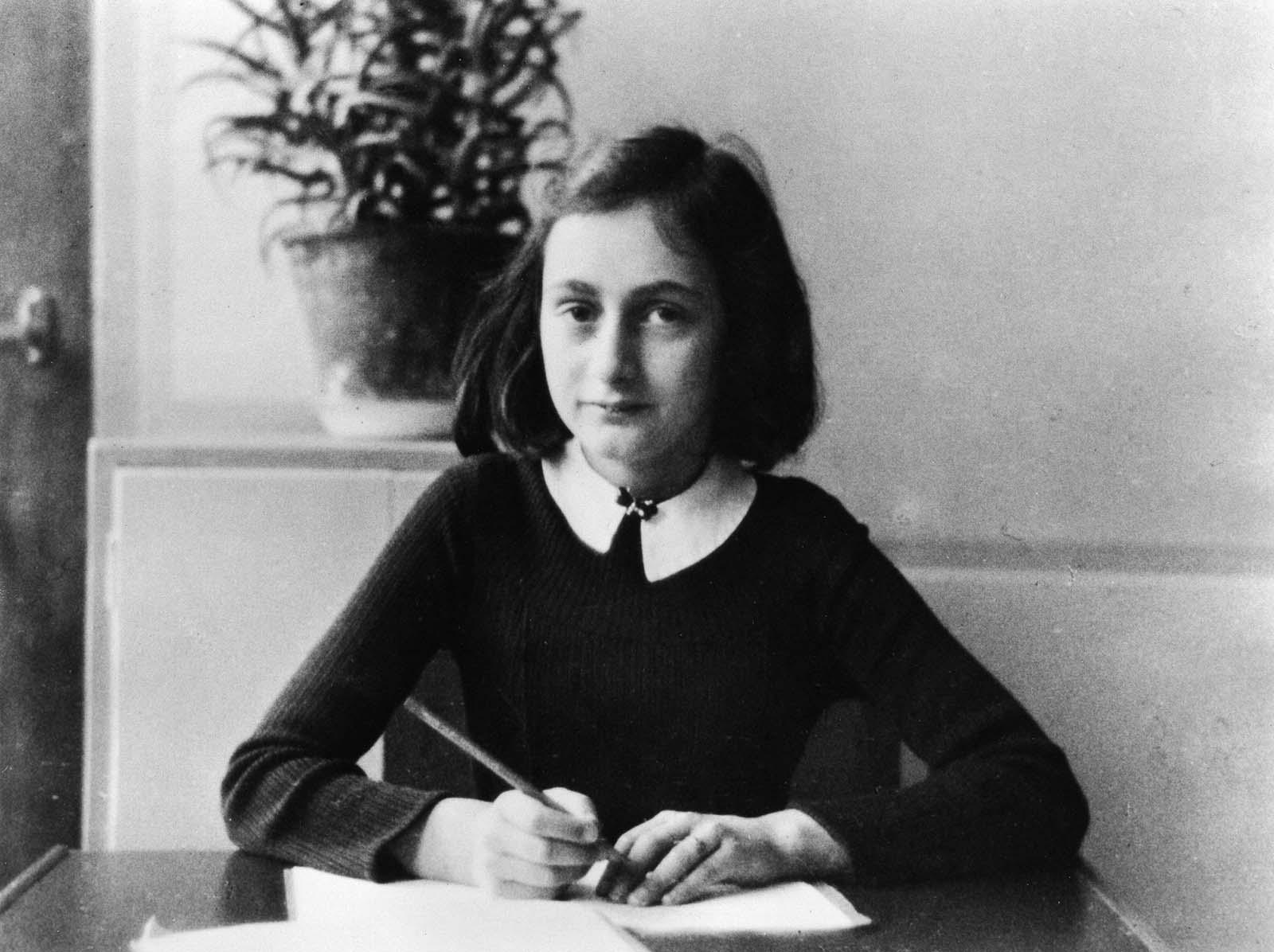 Ana Frank: el rostro de un icono, 1929-1945