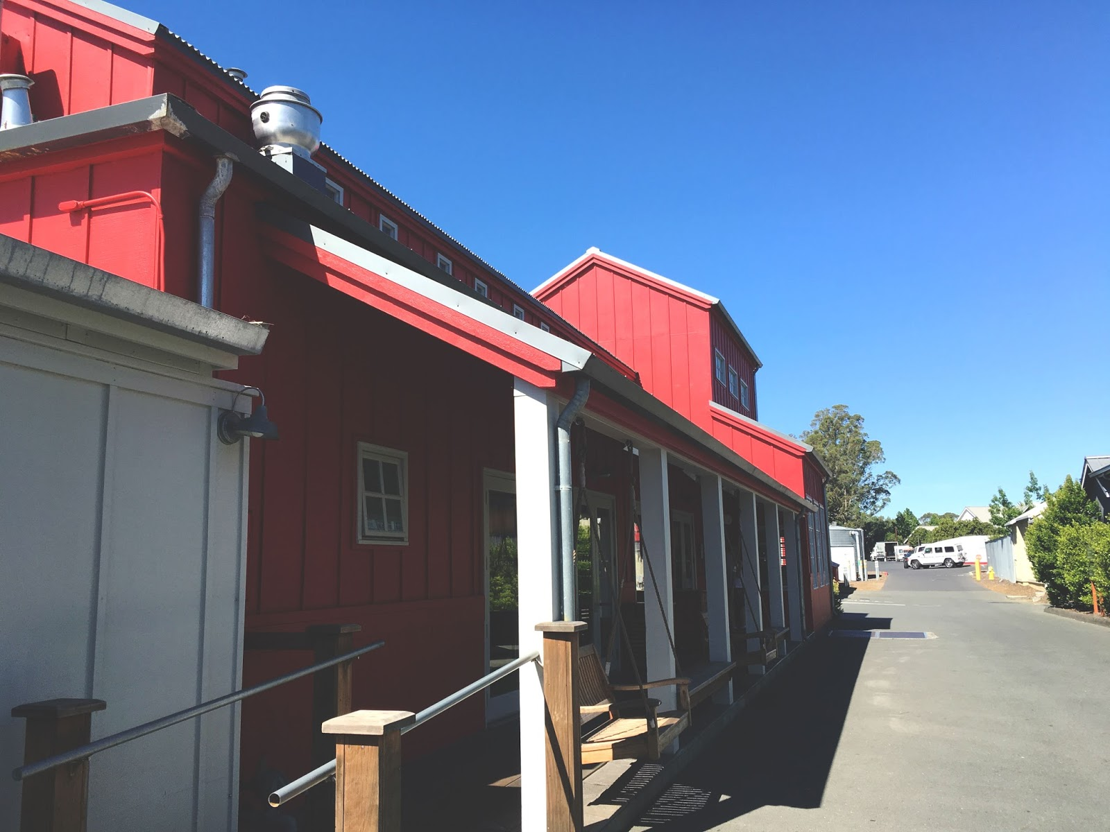Boon Fly Cafe - a restaurant in Sonoma, California