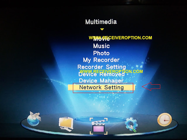 HOW TO CONNECT WIFI IN SUPER GOLDEN LAZER 4000 HD RECEIVER
