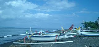 Pantai Kusamba, Bali