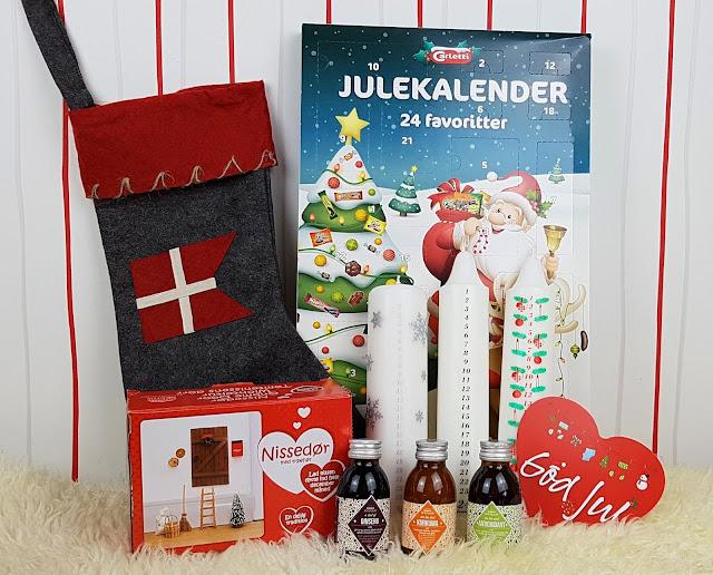 Unsere drei dänischen Adventskalender. Über den klassischen dänischen Julekalender freuen sich die Kinder im Advent!