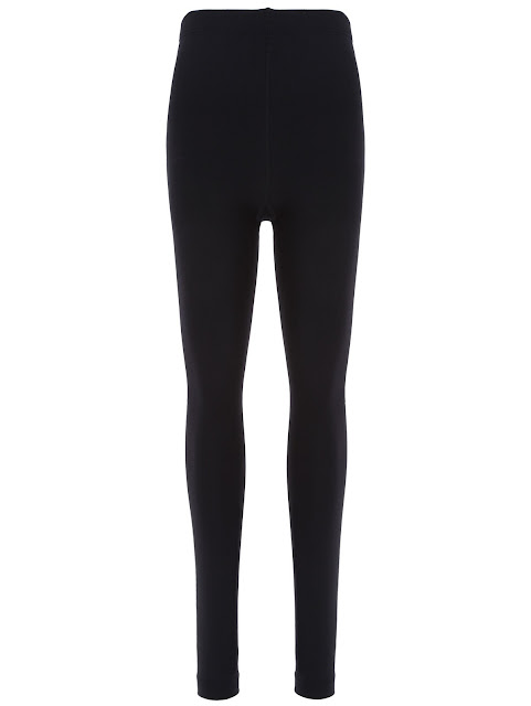 Footless Slim Leggings