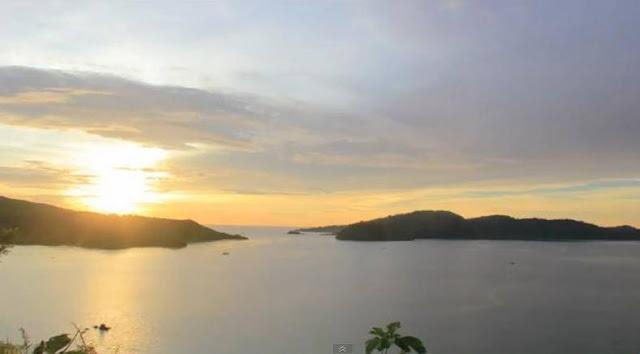 Pesona Pulau Setan Yang Ada di Kawasan Wisata Bahari Mandeh