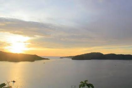 Pesona Pulau Setan Yang Ada di Kawasan Wisata Bahari Mandeh, Pesisir Selatan
