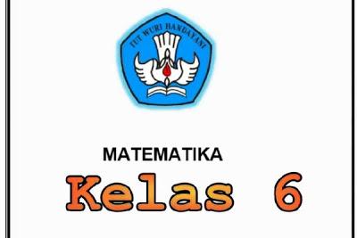 Soal UAS Matematika Kelas 6 Semester 1 K-13