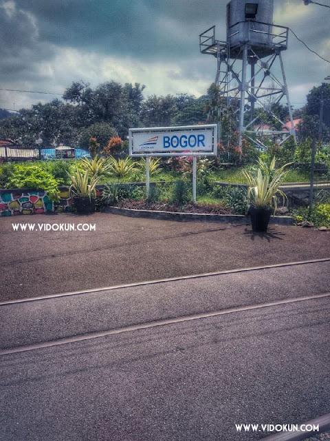 Pertama Kali Berkunjung ke Stasiun Bogor