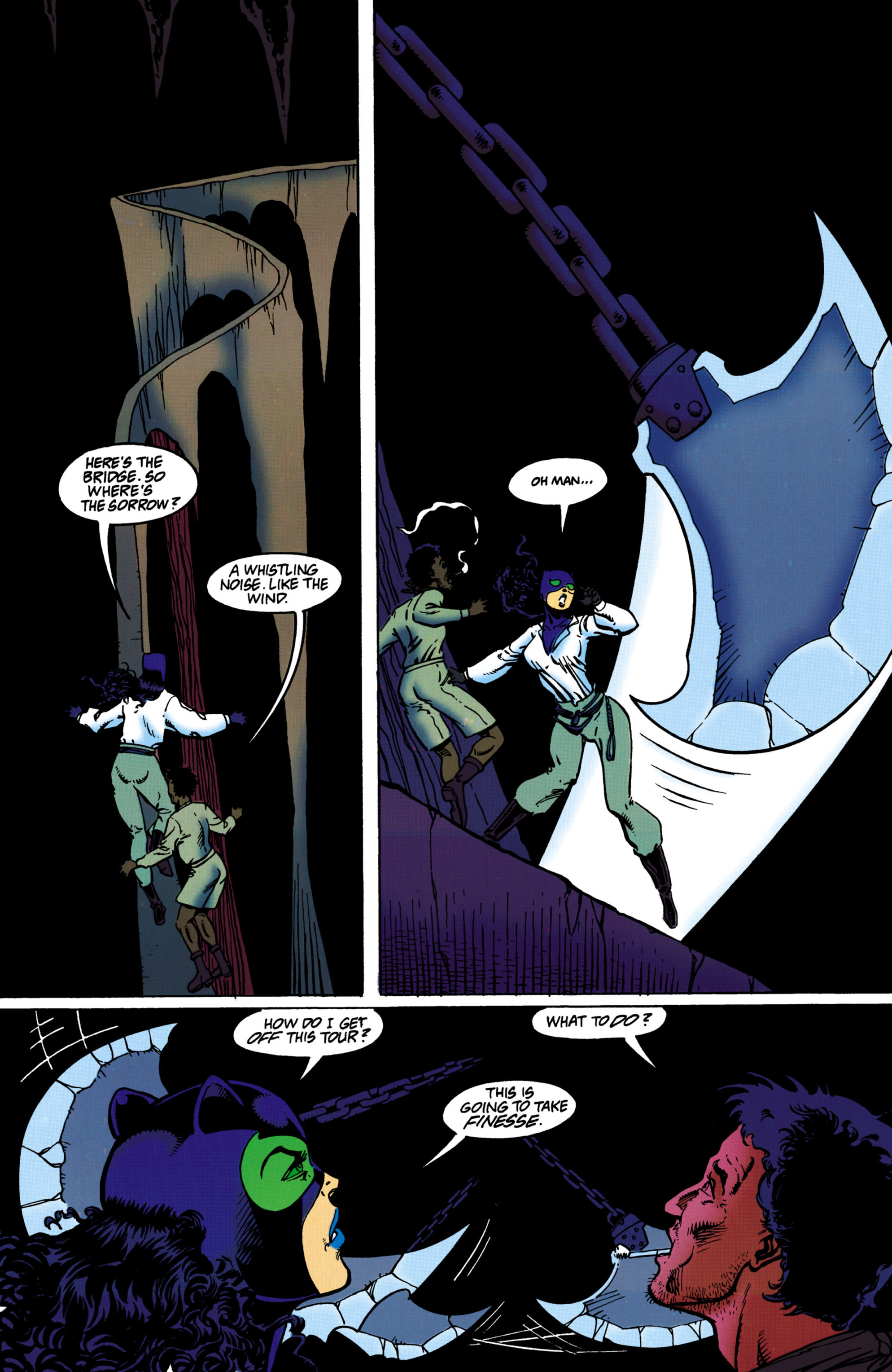 Catwoman (1993) Issue #35 #40 - English 12
