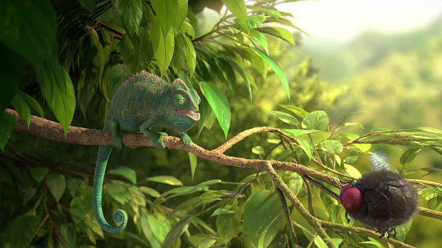 ASIFA Hrvatske - Our Wonderful Nature - Cameleon, Tomer Eshed
