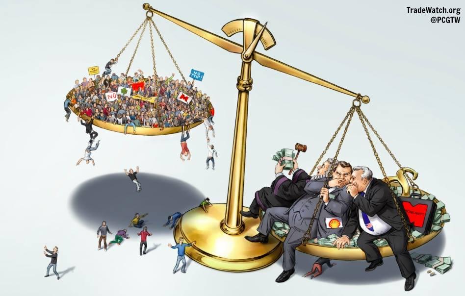 Ttip kommer inte bli ett avregleringsavtal