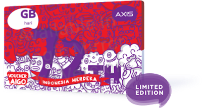 Jual Voucher axis