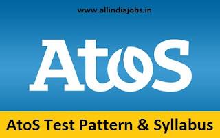AtoS Test Pattern